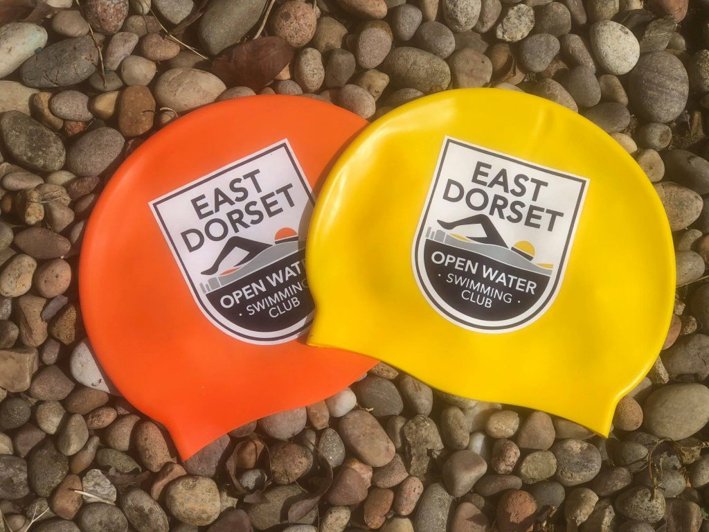 East Dorset Open Water Swimming Club Hats